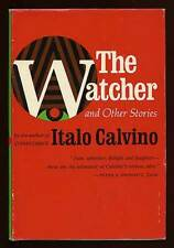 Italo CALVINO / The Watcher and Other Stories First Edition 1971