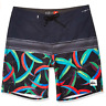 QUIKSILVER Highline Aussie Pop Boardshorts Size 34 x 19 RRP $89.99 New With Tags