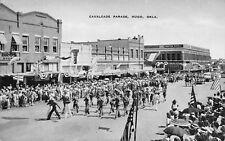 OK - 1950's Cavalcade Parade at Hugo, Oklahoma - Choctaw County