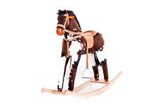 Beautifully handmade ROCKING HORSE  WOODEN KIDS Songs