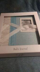 Baby Memory Book - Newborn Journal - Baby First Year Book Album - Baby Shower
