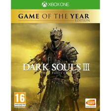 Dark Souls 3 III Fire Fades Game of The Year Xbox One Xb1 Release