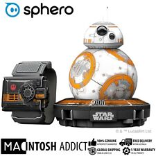 Star Wars Battle-Worn Edition BB-8 App-Enabled Robotic Droid + Force Band
