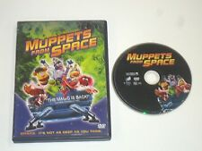 Muppets from Space (DVD, 1999) kids family movie Rated G film