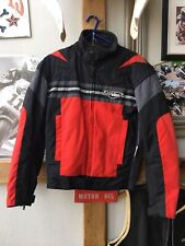 A Lovely Weise Textile Motorcycle Biker Jacket. Size S