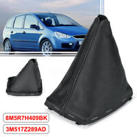 Funda Palanca de Cambios Cuero PU Para Ford Focus C-Max 2003-2010 C-Max MK2