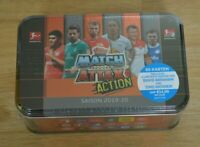 Topps Match Attax Action 19/20 Mega Tin Box Dose limitierte Auflage 2019/2020