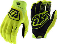 Troy Lee Designs Air Youth Bike Gloves Flo Yellow 2020
