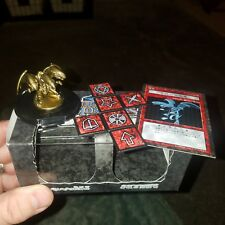 Yugioh Dungeon Dice Monsters Japanese BLUE Eyes Ultimate DRAGON Figure + MORE!