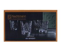 Spiegelau & Nachtmann 4x Whiskybecher Imperial Tumbler Riedel Whiskyglas Glas