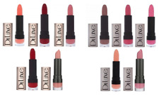 COLLECTION 2000 DELUXE HYDRATING LIPSTICK * CHOOSE COLOUR *