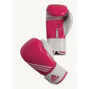 adidas Boxing, MMA Fitness AERO Training Gloves - BL05-PP/WH