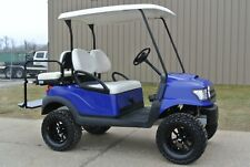 CUSTOM Club Car Precedent 48V Electric Golf Cart  #2410 Shipping Available