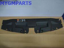 GMC SIERRA 1500 UPPER RADIATOR PANEL SIGHT SHIELD 2011-2013 NEW OEM GM 22737377