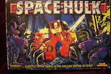 Games workshop spacehulk, 2e édition,