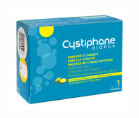 Cystiphane Biorga 120 Tabs.  Food Supplement ANTI HAIR LOSS