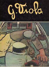 Pittura - G. VIOLA - SIPIEL / Testo in italiano, inglese, tedesco e francese