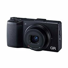 Ricoh GR II Digital Camera (Black) *Factory Refurbished*
