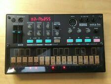 Korg volca fm - digitaler fm Synthesizer