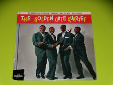 45  tours EP - THE GOLDEN GATE QUARTET - MY HEART IS AN OPEN BOOK - 1961