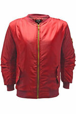 Bomber Polyester Hand-wash Only Coats & Jackets for Women