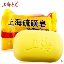 Shanghai Sulfur Soap Oil-control Anti Itching Skin Cleanser Care Bathing Supply