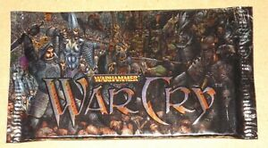 Warhammer WarCry CCG WarCry Core Set Booster Pack New & Sealed
