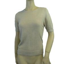 Jersey de mujer de color principal beige talla 40