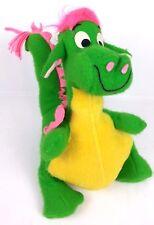 Petes Dragon Plush Elliot VINTAGE California Stuffed Toys Walt Disney Movie