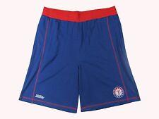 Texas Rangers MLB Men's Stitches Blue Team Colors Mesh Shorts- Sizes: L-2XL