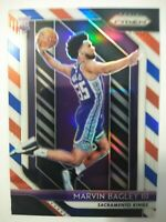 Marvin Bagley RC Red White Blue 2018-19 Panini Prizm Sacramento Kings