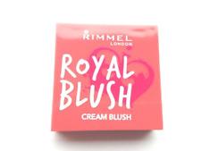 RIMMEL LONDON ROYAL  BLUSH CORAL QUEEN 003