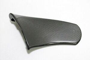 2012 2013 2014 McLaren MP4-12C Left Side Mirror Carbon Fiber Lower Cover Oem