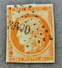 nystamps France Stamp # 47 Used $100