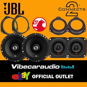 JBL Front / Rear Speaker Upgrade Kit Wiring for Vauxhall Corsa D 2006-2014