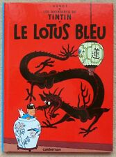 TINTIN Petit Format 23x17 Le Lotus Bleu 2004 NEUF