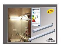 Lampada per Sottopensile LED 58cm Barra luminosa da cucina Luce specchio BAGNO