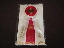 Vintge American Kennel Club 1979 Port Washington Ny Cocker Spaniel Ribbon Award