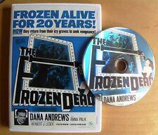 The Frozen Dead (1966) D.V.D