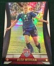 2015 Panini Alex Morgan Foil Card USWNT USA Soccer