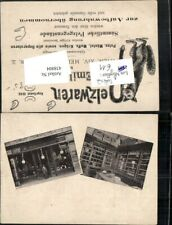 438804,Wien Penzing Pelzwaren Emil Ambros Kürschner Mehrbildkarte