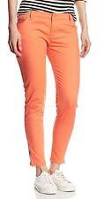 Armani Jeans J50 Iris skinny fit orange women's jeans size 28