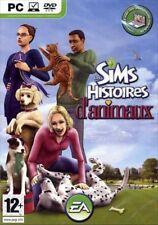 LES SIMS HISTOIRES D'ANIMAUX / JEU PC / NEUF SOUS BLISTER D'ORIGINE / VF