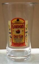 GORDON'S DRY GIN VTG GLASS PITCHER / WATER JUG