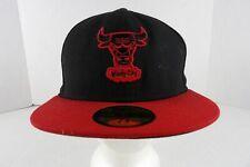 NWT New Era 59Fifty Chicago Bulls 7 1/4  Baseball Cap Hat Windy City`Rick Cash