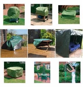 Heavy Duty Waterproof Covers Outdoor Protection BBQ Bench Hammock Parasol Patio