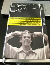 Buch : Richard P. Feynman : Physikalische Fingerübungen für Fortgeschrittene