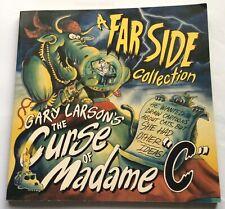 The Curse of Madame C Gary Larson Farside Collection Warner Books 1994 1st ed