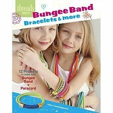 Bungee Band Bracelets & More (Threads Selects), 1627108890, New Book