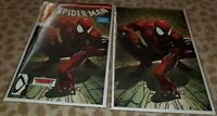 Spider-man #1 Facsimile Clayton Crain Trade  Virgin Set Todd McFarlane MUST HAVE